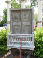 Old Doors Stock 2 by FairieGoodMother