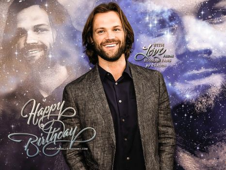 Happy 34th Birthday, Jared! by Nadin7Angel