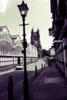 Stockport Town Centre by Xzavier-JP