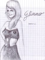 Glimmer by Flomaniaque