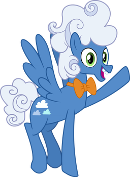 Fluffy Clouds by BlueThunder66