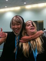 Anime Expo 2012 CHOKE :3 by Fainting-Ostrich