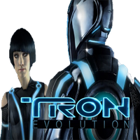 Tron Evolution Dock Icon by Rich246