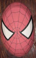 Spider-Man Mask by paperart