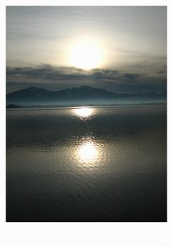 three suns and the Chiemsee by sed-xxx