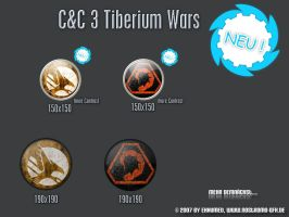 Command-Conquer 3 TiberiumWars by 3xhumed