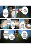 High Voltage Beginnings Colored Comic Page #6 by H-Voltage