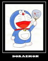 Doraemon by pansy88