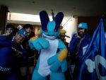 Swampert Cosplay by ArlenWindgate