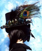 Steampunk hats 5 by ranmanekineko