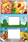 Super Mario DS Skin by sambees