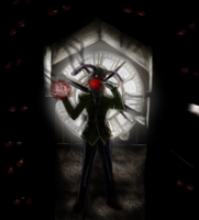 The Clockmaker by jadza54
