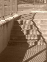 Stairs by NCvicsfriend