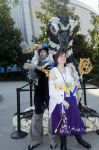 Yuna  and Ixion by Fay-Fever