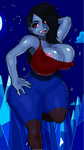 Marceline, The Vampire Queen by 5ifty