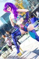 New York Comic Con 2015 - Power Ponies(PS) 33 by VideoGameStupid