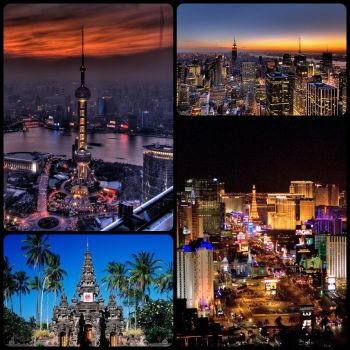 City collage by Tugly1164
