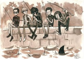 the horrors new year 2011 by Masha-Ko