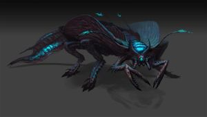Creature Concept by Cloister
