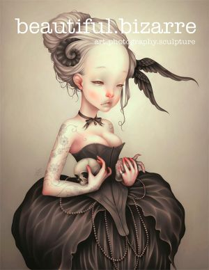 beautiful.bizarre magazine - Issue 006 Cover by BeautifulBizarreMag