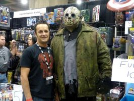 My Jason Voorhees costume by ibentmywookiee