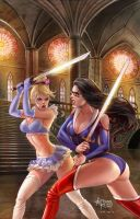 Grimm Fairy Tales Myths n Legends 24 by calisto-lynn
