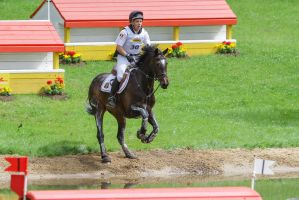 3DE Cross Country Water Obstacle Series IV/3 by LuDa-Stock