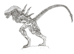The New Predalien by TITANOSAUR