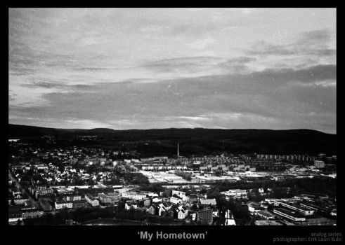 My Hometown by MrColon