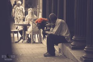 Waiting... by OneOfLifesMysteries