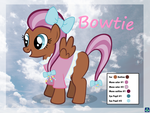 Bowtie Reference Sheet by Bitgamer