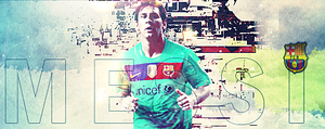 Messi 2 X_X by s3cTur3