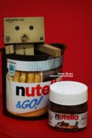 Nutella by miss-busy