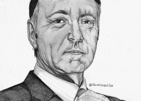 Kevin Spacey House Of Cards by feliperatinho