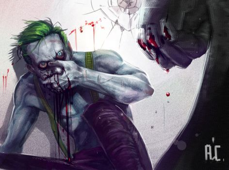 Joker fromy Suicide Squad by Ace by Nathan123qwe
