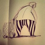Doodle : Clown Pants by BrieSpiel