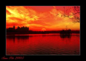 Under a Blood Red Sky by Simon-P