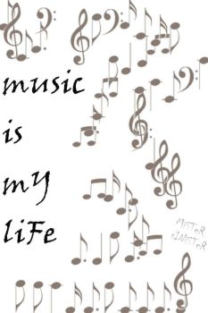 music is mY liFe by sinister-mister