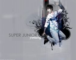 Super Junior Yesung by kairomon