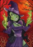 Wicked Witch by dsoloud