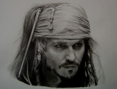 Cpt Jack Sparrow by Y-LIME