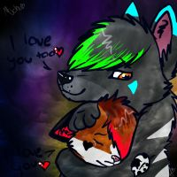 .:Thanks for being there for me:. by Michibu