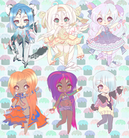 CUSTOM ADOPTS VI by Lolisoup
