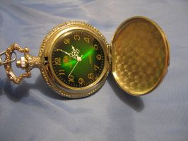 Pocket Watch 2 by BlackWolver-STOCK