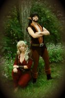 Elfquest 2 by Jozo-Dono