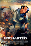 Uncharted Fan Made Movie Poster by NiteOwl94
