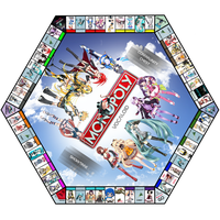 VOCALOID MONOPOLY Game by TrixiCat