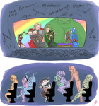 avengers movie fun time by L-word