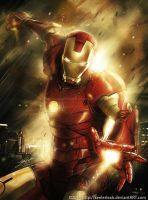 Iron Man Mark III by keelerleah