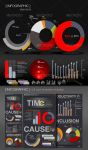 Infographic Elements and Template by CursiveQ-Designs